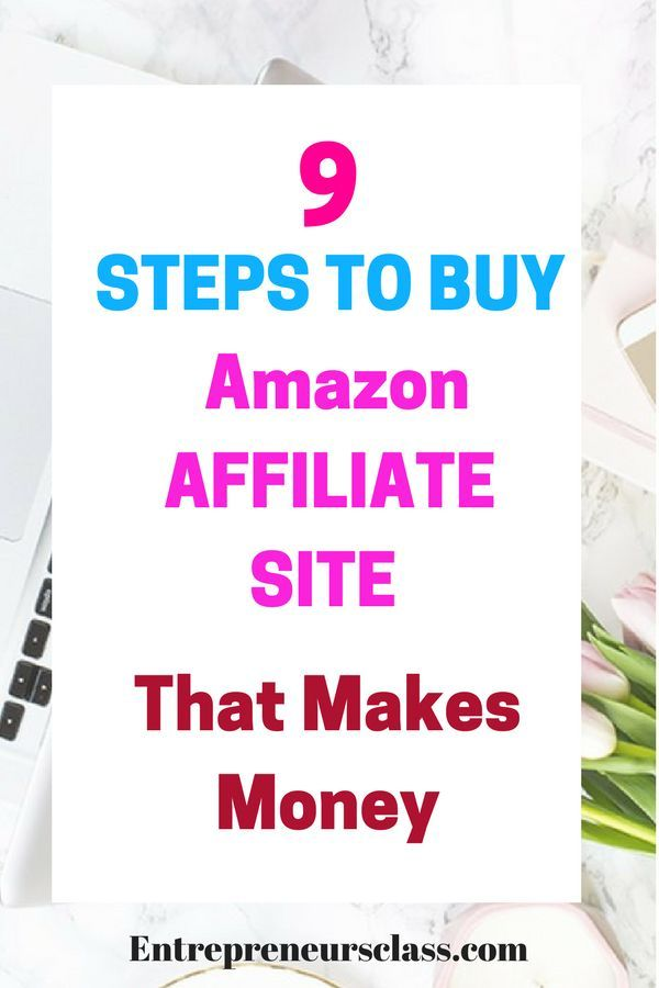 Want to invest in Amazon affiliate site that ready to make money with just little efforts? Check these 9 tips to guide you on how to buy your first Amazon affiliate site without any pitfall. #amazonnichesite #amazonaffiliatesite #buyamazonaffiliatesite