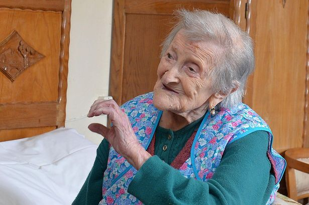 PIUS EMELIFONWU BLOG: Woman aged 116 who is only living person born in 1...