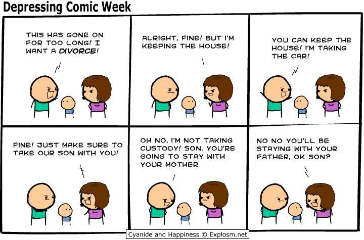 C&H presents 'Depressing Comic Week' - Album on Imgur