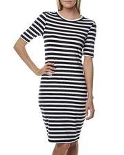 Bonds Brigette Printed Jersey Dress - Black White WAS $39.95 NOW $23.97 http://richgurl.com/linkout/1630366