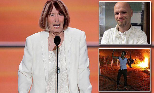 Mom of State worker slain in Benghazi wants Hillary in jail