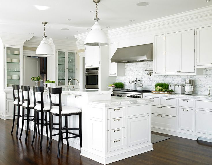 Question Is White Kitchens, Trendy Or Classic Part 76