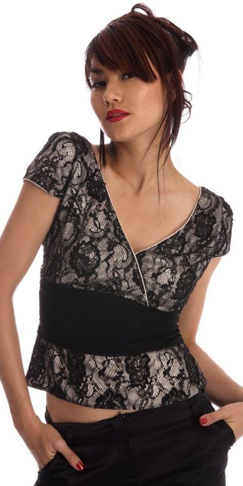 blusas-de-seda-elegantes-negras.jpg (475×950)
