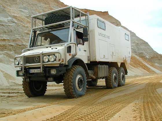 Unimog - U 2450 L 6x6 Camper | Unimogs | Pinterest | Lets ...