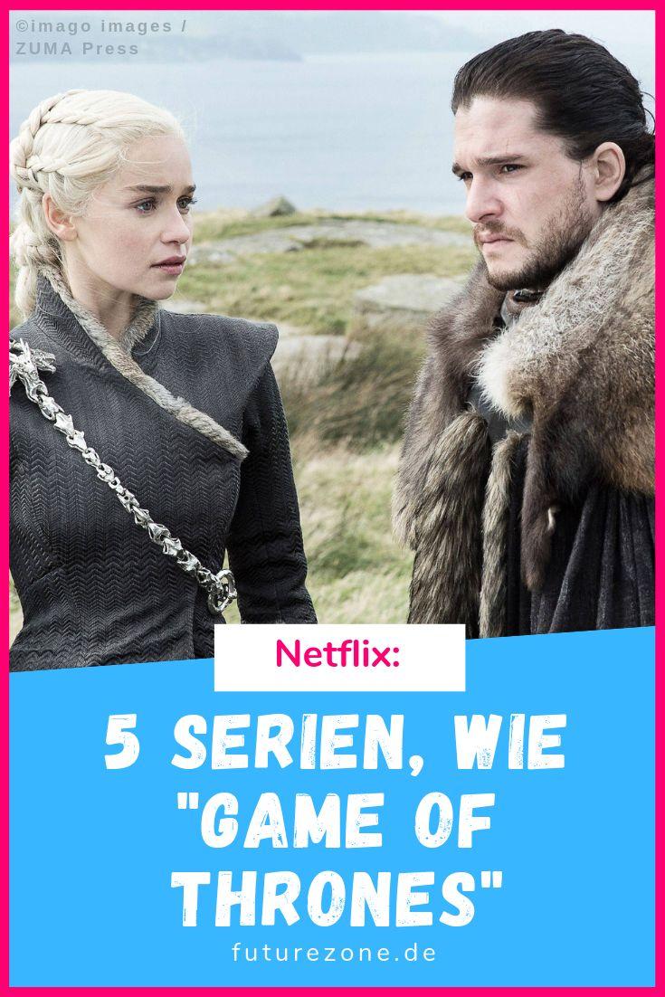 Gute Serien Wie Game Of Thrones