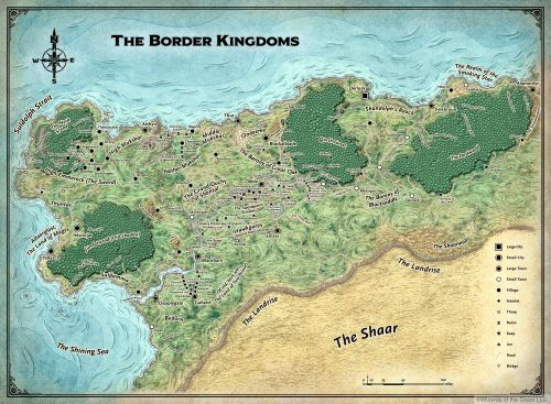 34+ Border kingdoms ideas