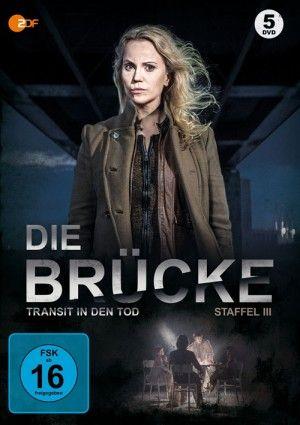 Die Brücke - Transit in den Tod (Staffel 3) 4.5/5 Sterne