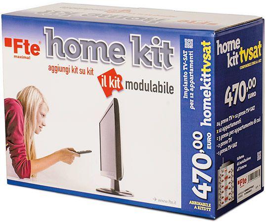 Scopri i nostri nuovi HOMEKIT, semplici da scegliere, veloci da installare e con un prezzo conveniente!!!