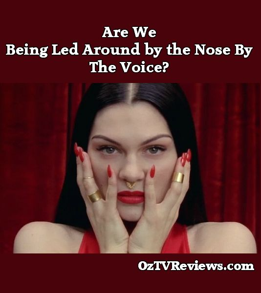 The Voice Live Show No.1  #VoiceLives #TheVoiceAu Are we being led around by The Voice? http://oztvreviews.com/2015/08/the-voice-live-show-no-1/