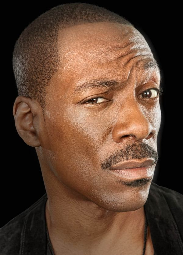 Eddie Murphy by celebrity photographer Matt Hoyle
