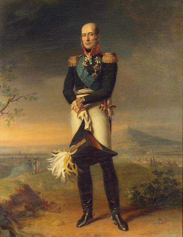 Михаил Барклай-де-Толли. Картина Джорджа Доу. 1829 год © Государственный Эрмитаж