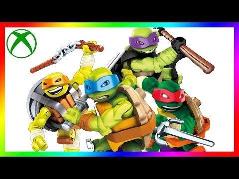 Youtube Ninja Turtles Toys