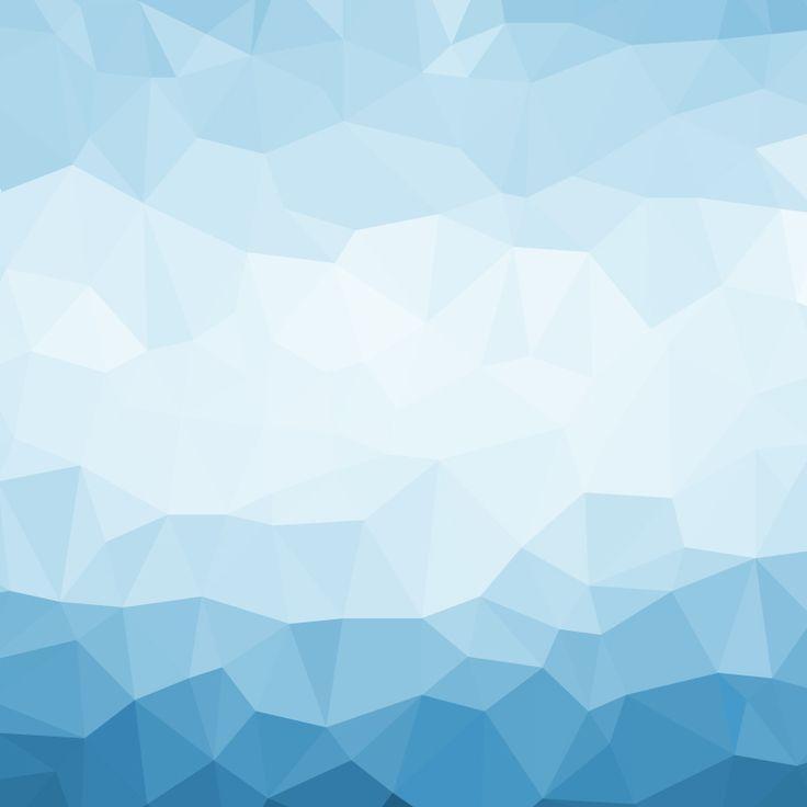Waves Geometric Background Design Vector