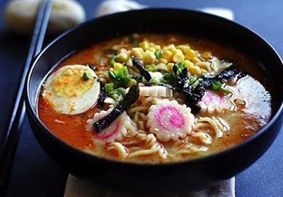 RESEP MEMBUAT MIE RAMEN KHAS JEPANG | Asian recipes, Ramen recipes easy,  Recipes