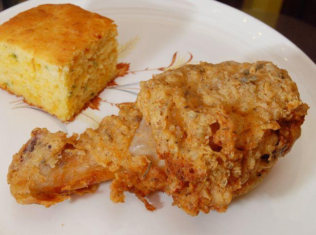 Buttermilk Fried Chicken | chicken | Pinterest