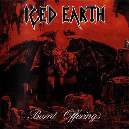 Iced Earth - Burnt Offerings 1995 Full-length