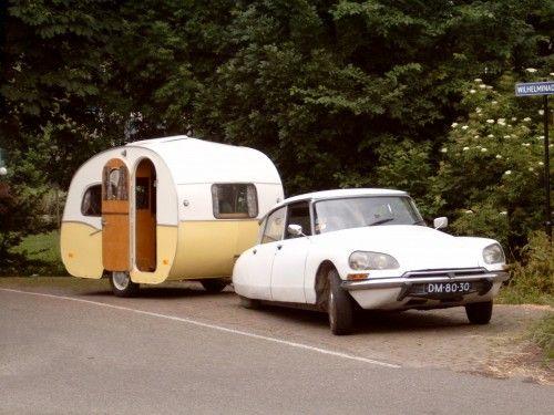 Otten Zwerver uit 1959 | Classic Caravan