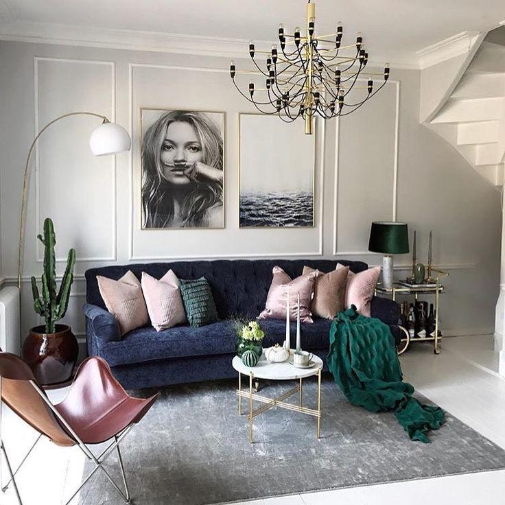 """2,475 Likes, 11 Comments - Hus og Hjem (@hus10a) on Instagram: """"Så lekkert da!! Denne kontoen var ny for meg! @parvinsharifi #sfs #nordicdesign #interiordesign"""""""