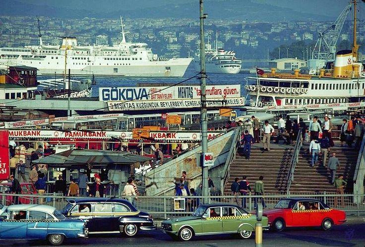 Eminönü 1980'ler/İstanbul