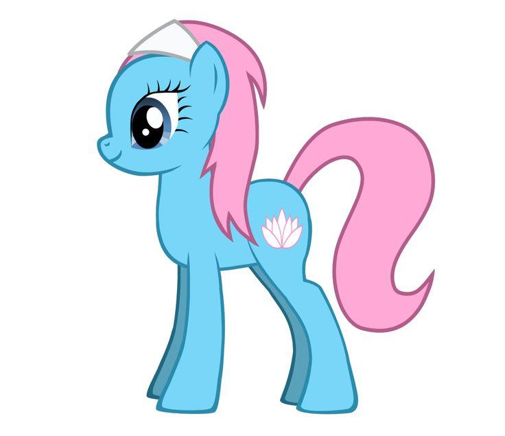 My Little Pony Creator - Lotus Blossom