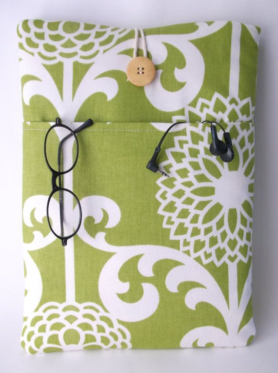 MacBook Air 13 Case laptop charger cord pocket 13 by MadeByJulie, $40.99