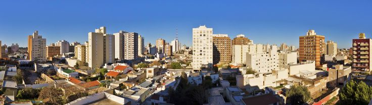 Bahia Blanca Ciudad Argentina. [7997x2267] [OC]