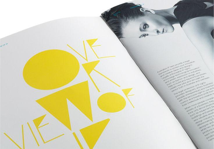IP Australia by Ascender  #brand #branding #identity #design #visual #graphic #logo #logotype #type #typography #typographic