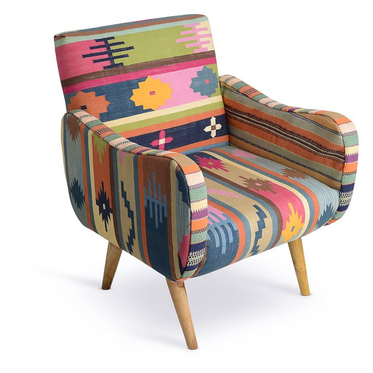 Decoracion Kilim ~   Kilim Chairs, Lounge Chairs, Future House Apartment, Kilim Lounges