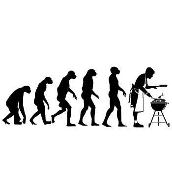 Az evolúció! :)