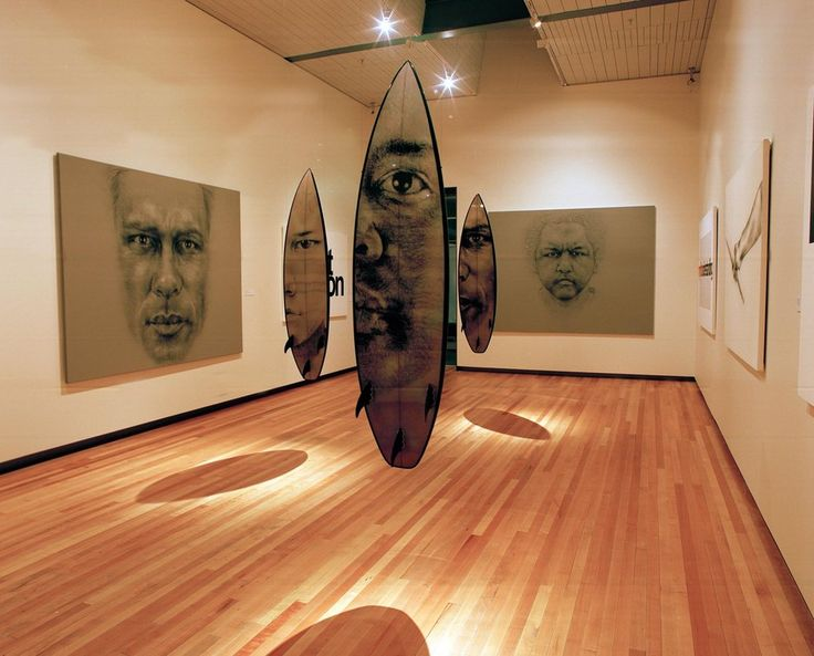 Vernon Ah Kee in City Gallery – EyeContact