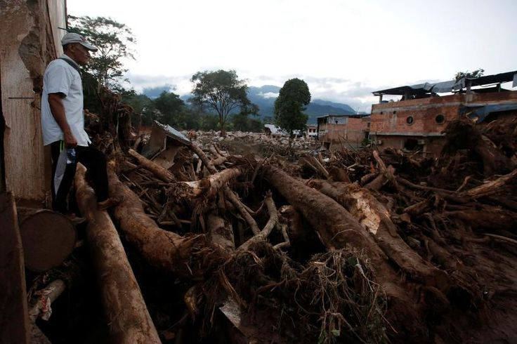 Flooding and mudslides in the Colombian city of Mocoa sent torrents of water and debris crashing onto houses in the early hours of Saturday morning, killing 254 people, injuring hundreds and sending terrified residents, some in their pajamas, scrambling to evacuate.