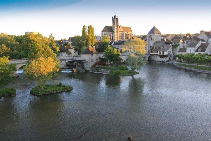 Visite guidée historique - Site Officiel de l'Office de Tourisme de Moret Seine et Loing - MSL