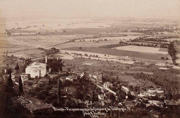 Çekirge 1894 Bursa