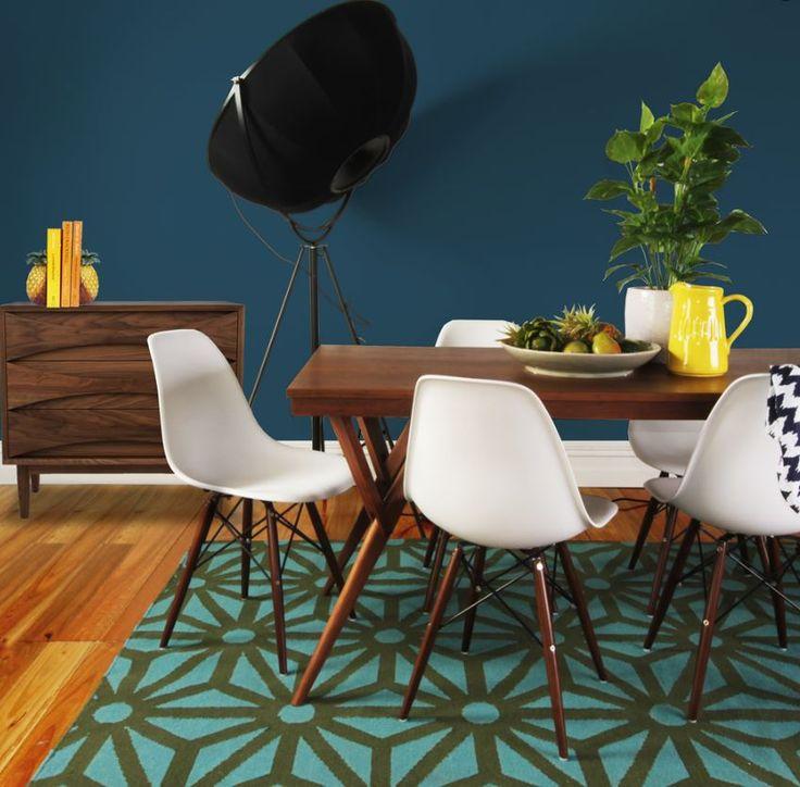 Matt Blatt Eames Coffee Table: Matt Blatt Lifestyle Shoots