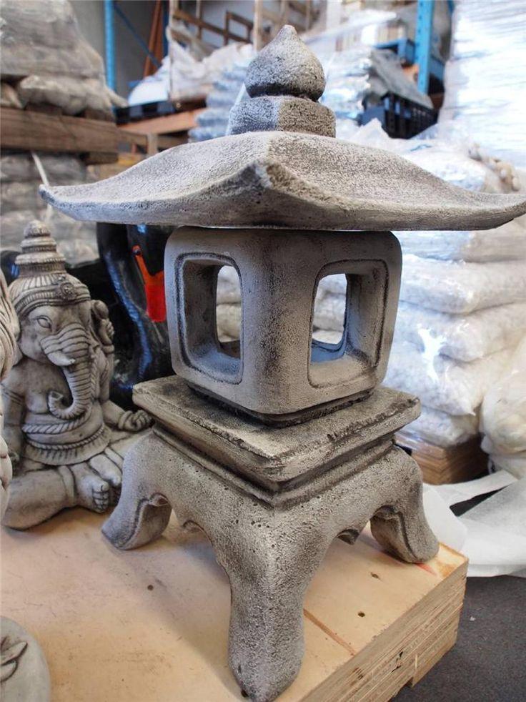 Japanese-Garden-Concrete-Lantern-Ornament-Many-Colors-Feng ... on Modern Feng Shui Garden  id=28309