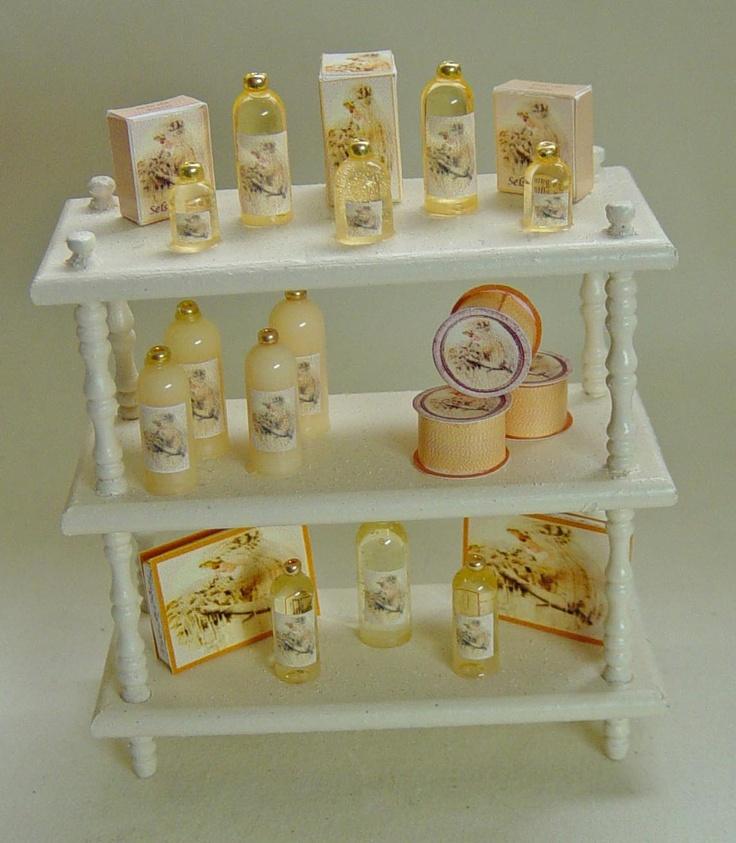 Unique Miniatures Wedding Items