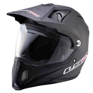 LS2 MX453 Solid Adventure Helmet - Competition Accessories