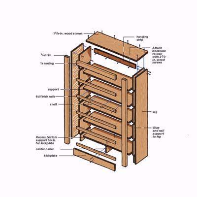 986 best images about build a bunk bed plans pdf download for Bookshelf chair plans
