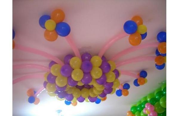 75 best decoracion con globos images on pinterest globe - Globos para fiestas ...