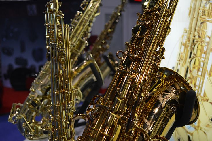 Beautiful Selmer Saxophones
