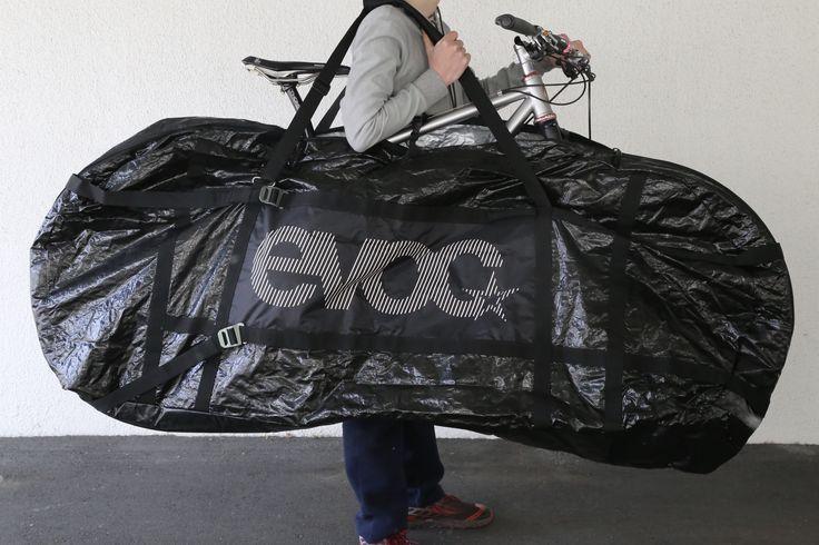 これでドロドロ問題解消です!evoc/イーボックのバイクカバー BIKE COVERです。  |  広島の自転車ショップ。ファットバイク・シングルスピード・ロングテールバイク・シクロクロス・ハンドメイドフレームなど。 | Grumpy(グランピー)