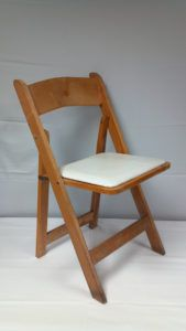 renting folding chairs old wooden rocking chair natural wood for rent furniture pinterest