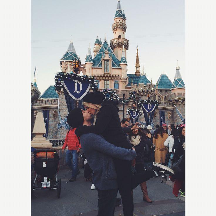 Disneyland couple for life