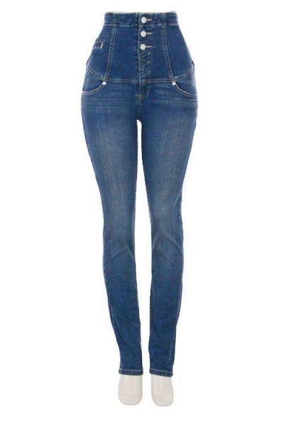 Где купить джинсы с высокой посадкой