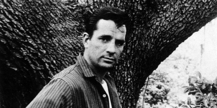 Jack Kerouac, el Buda, creador de la extraordinaria novela On The Road y Los vagabundos del dharma, Los Subterraneos, entre otros.