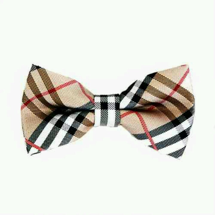 Burberry bow tie. #mens #boys