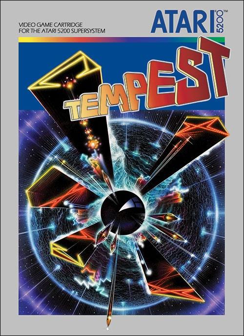 Tempest for Atari 5200