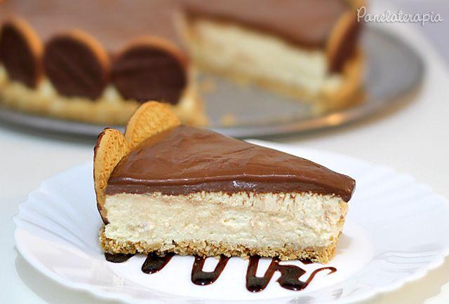 PANELATERAPIA - Blog de Culinária, Gastronomia e Receitas: Torta Holandesa