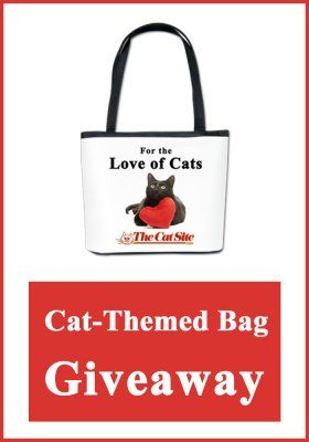 Contest on The Cat Site, one of the friendliest cat forums on the web!