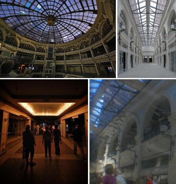 Abandoned Buildings In Amsterdam Ny: 17 Best Images About Malls & Sprawl On Pinterest